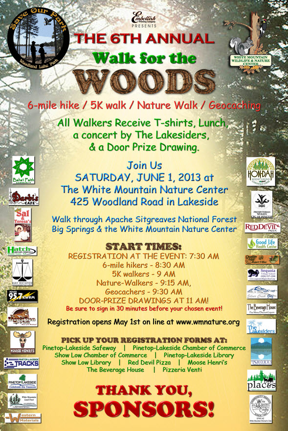Walk for the Woods