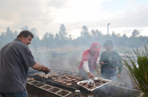 Barbecue Crew - Burgers and Brats and Wildlife Rehab Fundraising Dinner